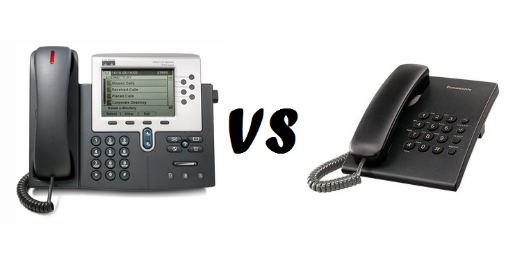Landline Phone Service >> The Advantages Of Voip Over The Traditional Phone System